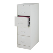 OFD-AR-14533 4 drawer file cabinet gray