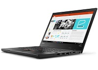 "Lenovo Thinkpad T470p Core i7-7700HQ 8GB 1TB 14"" Win10 Pro"