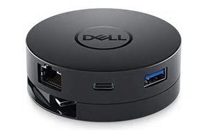 Dell USB-C 6 in 1 DA300 mobile adapter