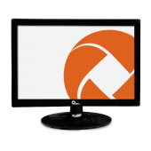 "Monitor Led Quian 15.6"" QM1538001"